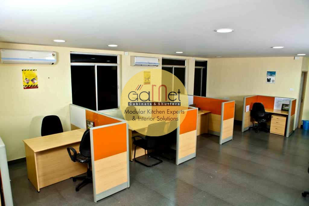 Office interiors in coimbatore