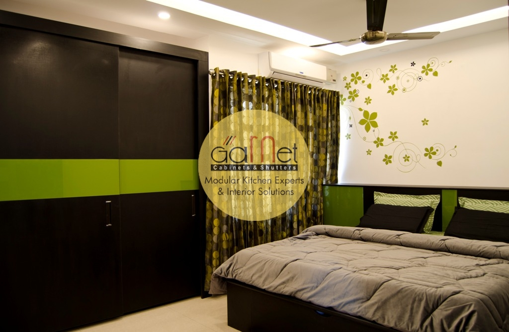 Bed Rooms Interiors in Coimbatore